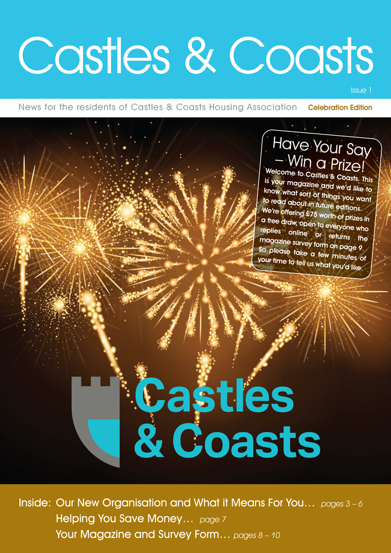 Castles & Coasts Celebration Edition