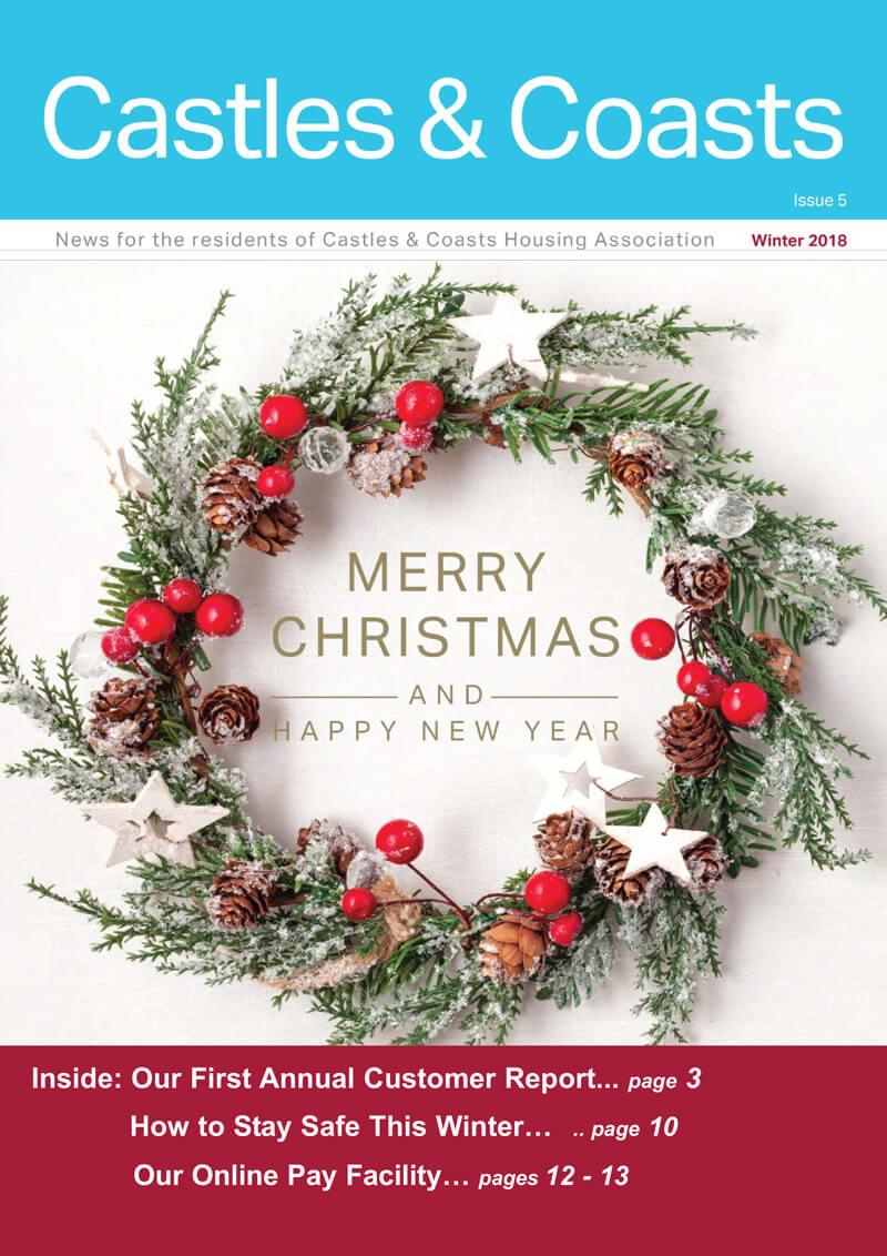 CCHA Magazine Winter 2018 - Large Print Edition