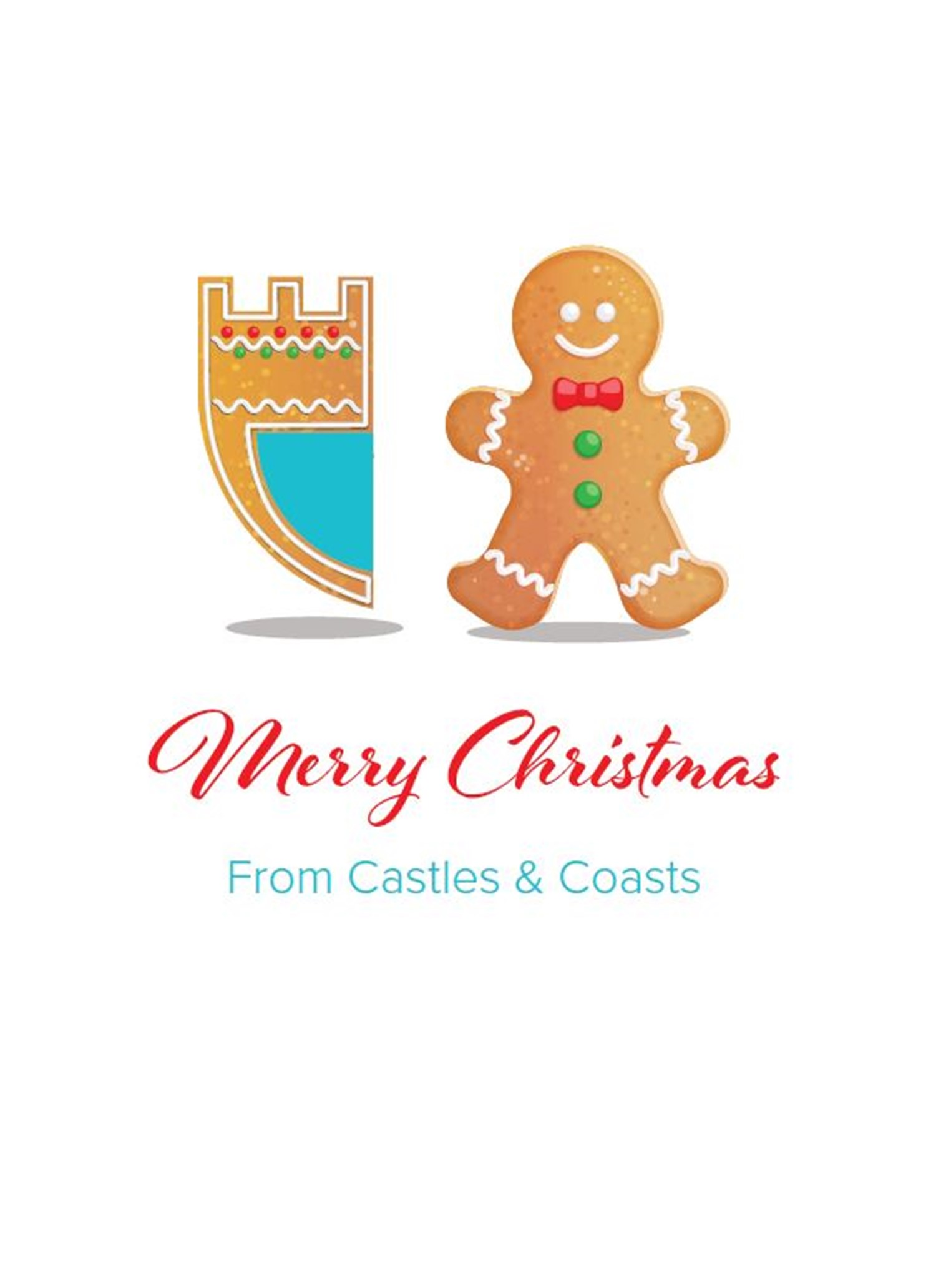 Merry Christmas from Castles & Coasts